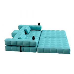 Pigro Felice 921986-AQUABLUE Modul\'Air Luxe Set Canapé Gonflable ...