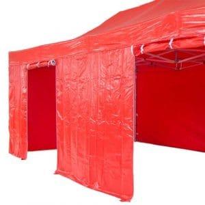 Interouge Barnum Pliant Pro 3×6 Pack Complet Alu 50 PVC 520g/m²