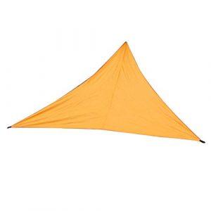 Delicacydex Tente de Pique-Nique pour Camping auvent pour terrasse avec abri de Jardin, abri de terrasse, abri de Soleil, Protection Contre Le Soleil, Triangle de Protection Contre Le Soleil