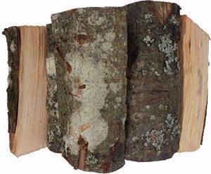 Gardeco Wood-s10Bois de Chauffage–Marron