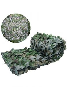 Sisizhang Réseau de Camouflage Numérique Camouflage Oxford Tissu Protection Solaire 2 × 3 m Bâche de fête Décoration Desert Camouflage Protection Solaire Camping (Color : 9.8FT×13.1FT)