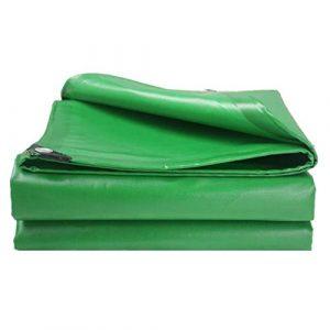 WXX-tarpaulin Fiche Bâche imperméable crème Solaire Haut de Gamme de qualité Canopy Outdoor dague Tissu Vert Thicken camions Lourds Couvre-Sol (540g par mètre carré) (Size : 2×1.5m)