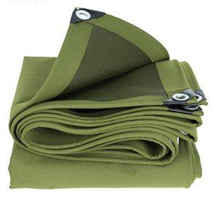 XJLG-Bâche en Toile imperméable imperméable imperméable à la Pluie, Protection Solaire pour Camion, Protection Contre la poussière et Le Vent, Tente de Camping en Plein air, a, 3 x 4M