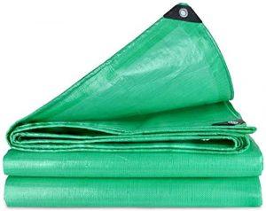 Zhangpeng Bâche Bâche Fiche mouldproof Hardy Canopy Bateaux Couvertures Sunscreen anti-âge gel Resisting -180g / m², Epaisseur 0,38 mm, Vert, 9 tailles En option, Taille sur mesure (personnalisation d
