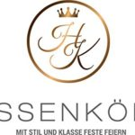 Hussenkönig Housse pour Table de bière Blanc, für 70cm Tische