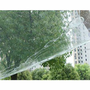WXQIANG Bâche de protection anti-âge en film souple pour couvrir la pluie et le vent, 20 tailles, Autre, 1.8x4m
